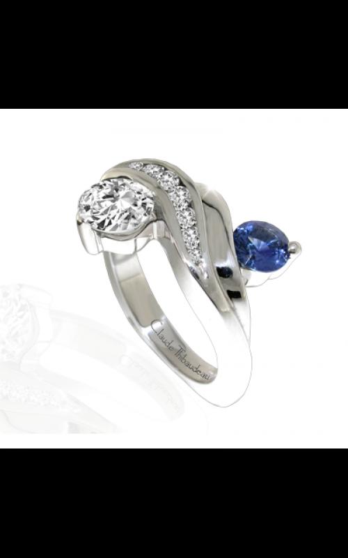 Claude Thibaudeau Fashion ring PLT-3852-EXC product image