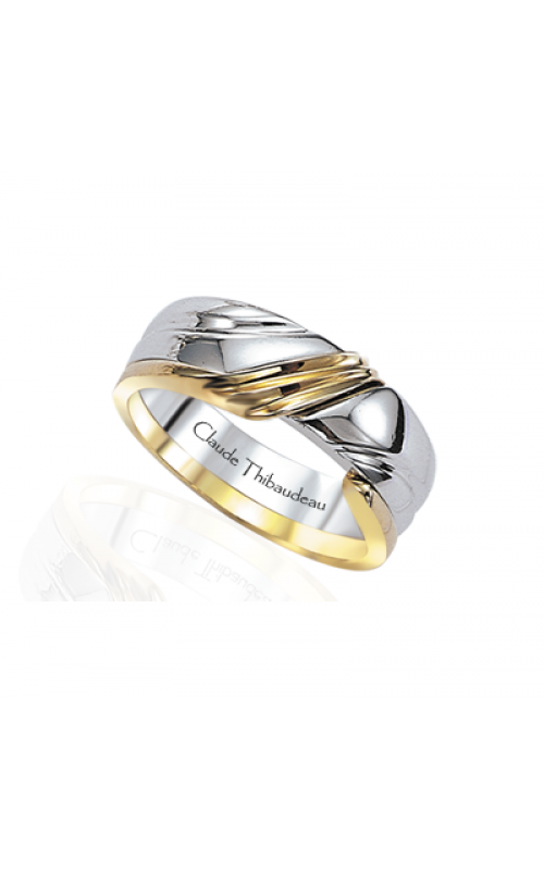 Claude Thibaudeau The Inseparables Wedding band IF-17-F product image