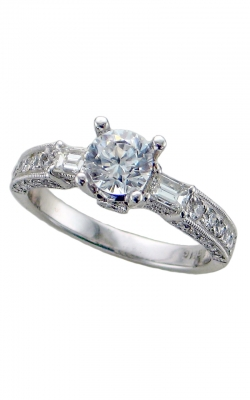 GMG Jewellers Engagement Ring RO1603XR product image