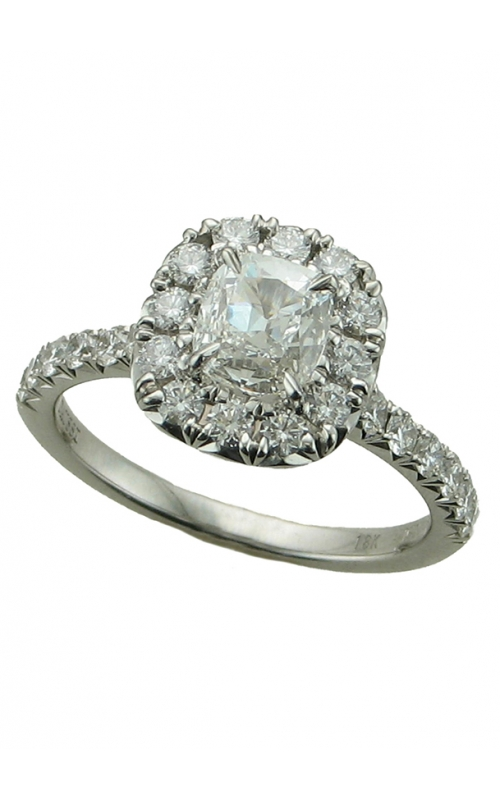 GMG Jewellers Engagement ring AMDM0215B product image