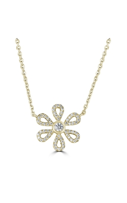 GMG Jewellers Necklace N1107A-FY-019C product image