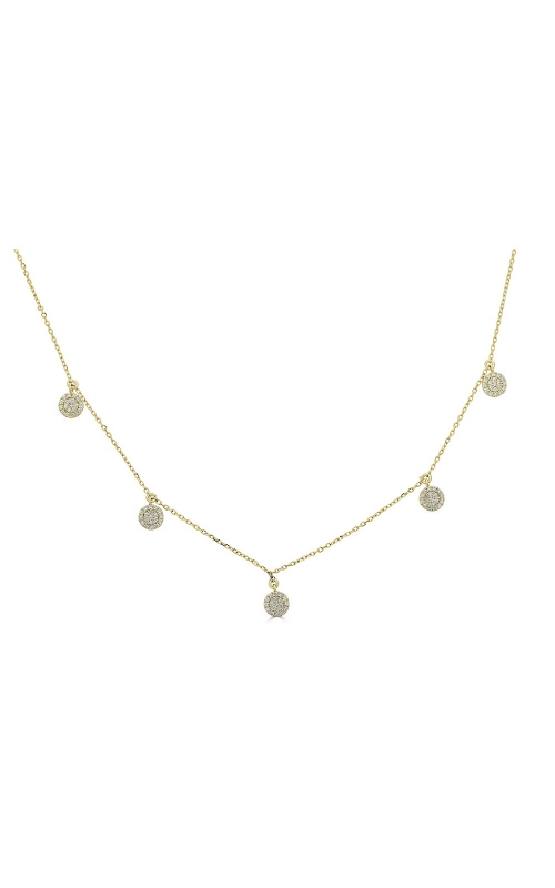 GMG Jewellers Necklace N1019D-FY-030S product image