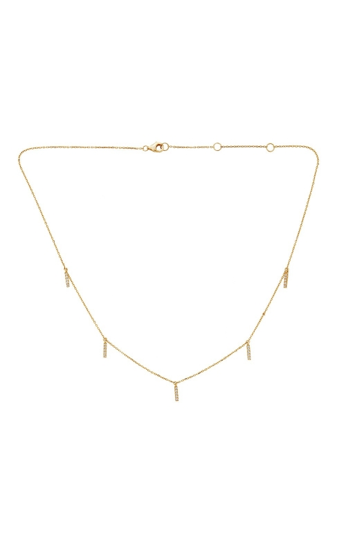 GMG Jewellers Necklace N1043F-FY-015S product image
