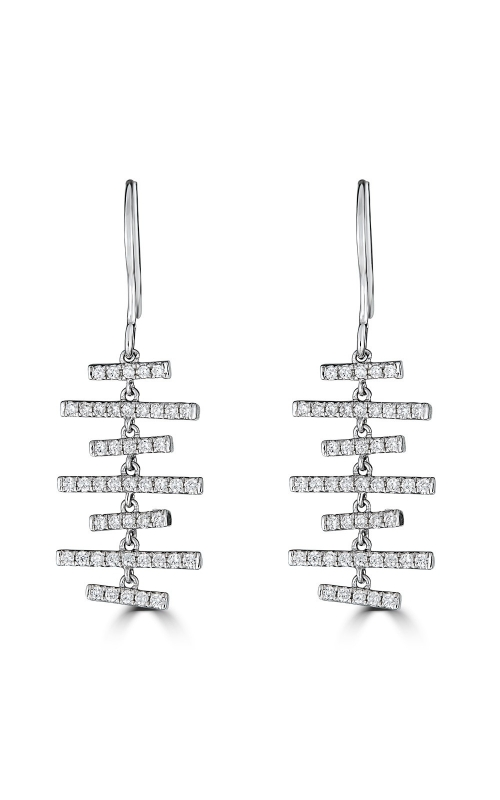 GMG Jewellers Earrings E1087A-FW-050S product image