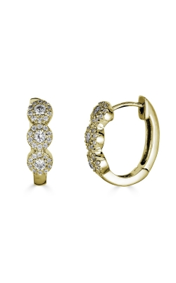 GMG Jewellers Earrings E1152A-FY-040C product image