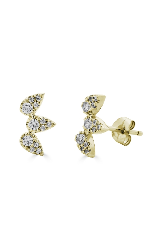 GMG Jewellers Earrings E1145A-FY-030F product image
