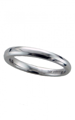 GMG Jewellers Wedding Band 01-03-610W-1 product image