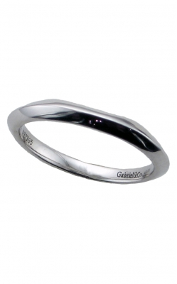 GMG Jewellers Wedding Band 01-03-630W-1 product image