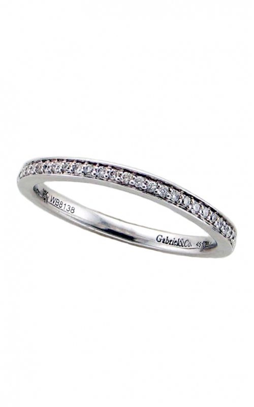 GMG Jewellers Wedding band WB8138W44JJ product image