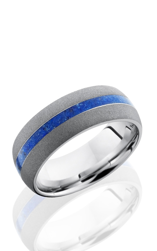 GMG Jewellers Wedding band CC8D12/LAPIS product image