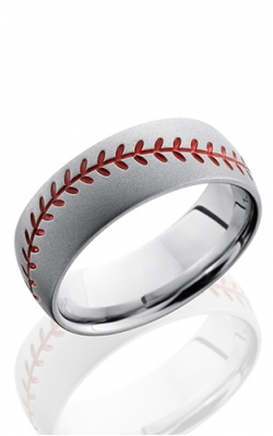 GMG Jewellers Wedding Band CC8DBASEBALLA product image