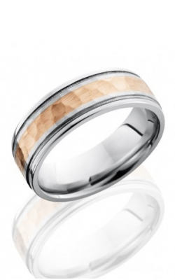 GMG Jewellers Wedding Band CC7.5FGEW2UMIL13-14k product image