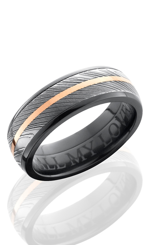 GMG Jewellers Wedding band ZPF7D15/DAMASCU product image