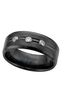 GMG Jewellers Wedding Band Z8BDDIA3X.05B product image