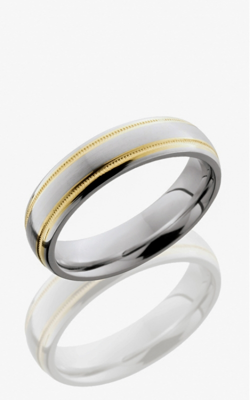 GMG Jewellers Wedding band CC6D21W/14KYMIL product image