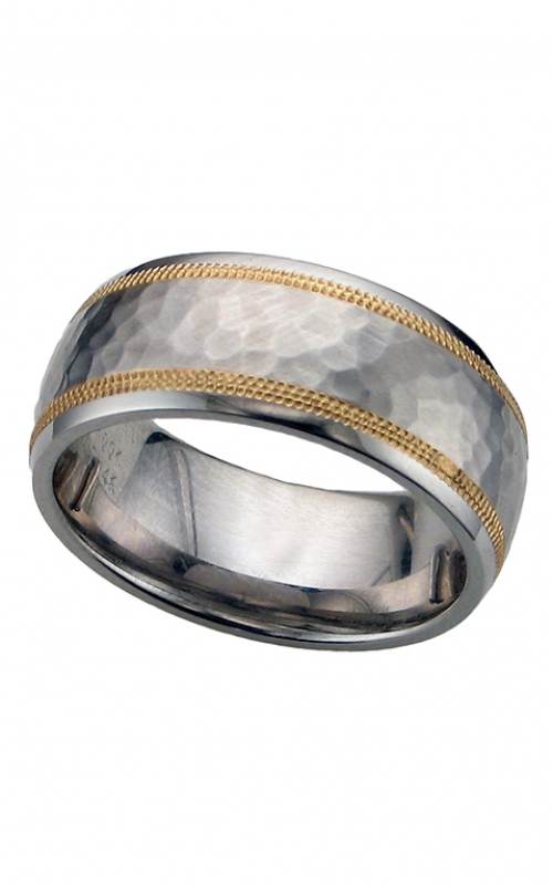 GMG Jewellers Wedding band CC9D21W/14KYMIL product image