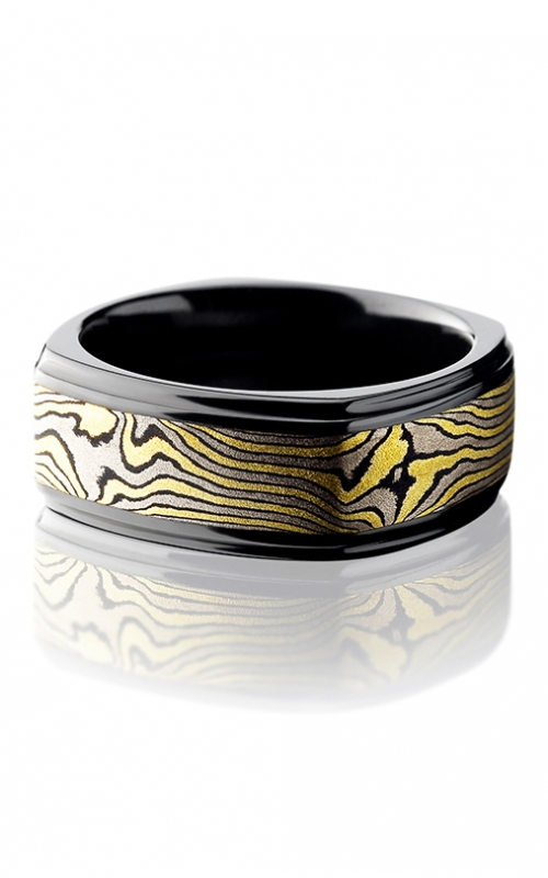 GMG Jewellers Wedding band Z8.SFGESQ15/M18K product image