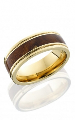 GMG Jewellers Wedding Band 14KYHW8FGEW2UMIL14/DIW product image