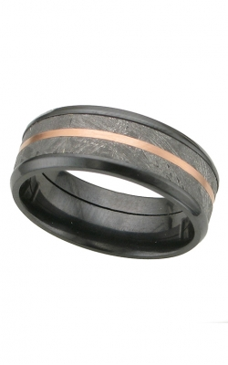 GMG Jewellers Wedding Band Z815NS/METEORITE11/14KR product image