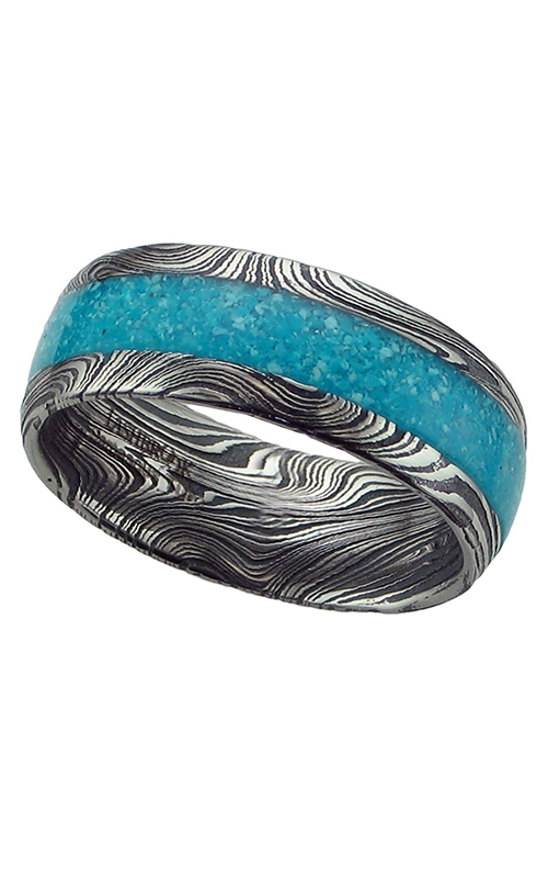 GMG Jewellers Wedding band D8D14MARBLE/MOSAIC product image