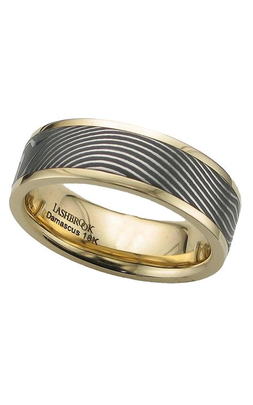 GMG Jewellers Wedding band 18KYPF7F15/FLATTWIST product image