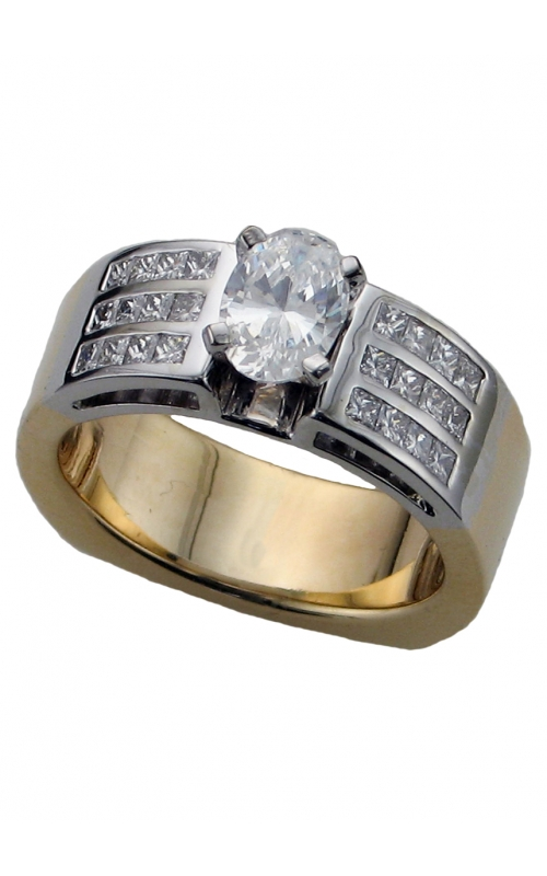 GMG Jewellers Engagement ring S01-05-1032-1 product image