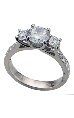 GMG Jewellers Engagement Ring LZ0106 product image