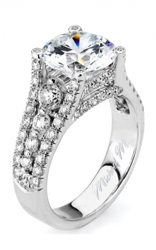 GMG Jewellers Engagement ring R306S-1.5 product image