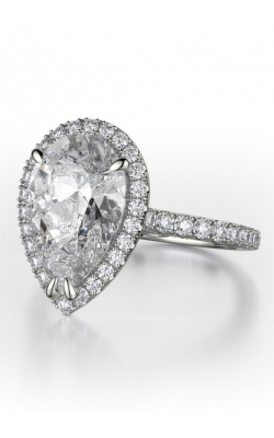 GMG Jewellers Engagement Ring R320S-2PR product image