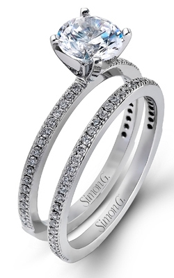 GMG Jewellers Engagement Ring PR108 product image