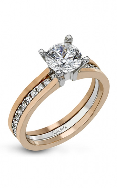 GMG Jewellers Engagement ring LR2124 product image