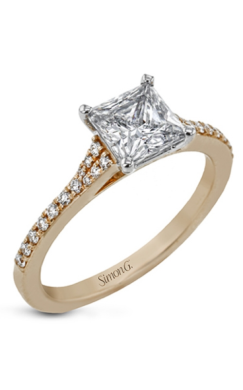 GMG Jewellers Engagement ring LR2507-PC product image