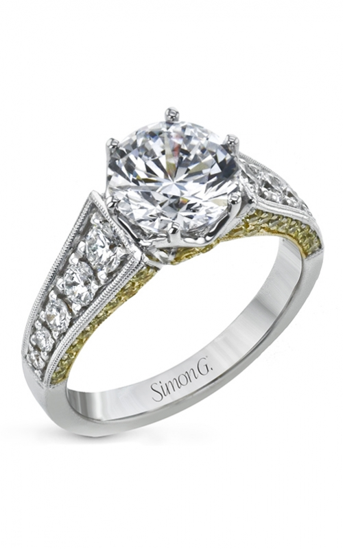 GMG Jewellers Engagement ring MR3065-A product image