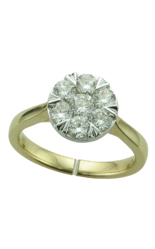 GMG Jewellers Engagement ring UR1423W-D product image