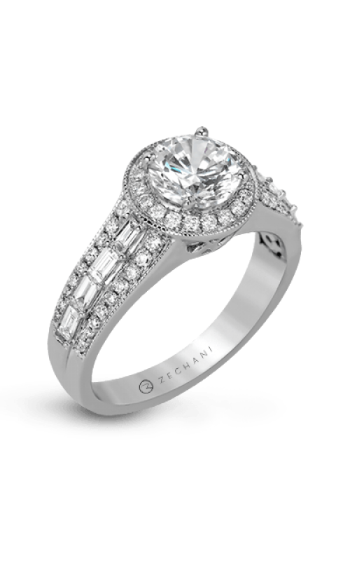 GMG Jewellers Engagement ring ZR1169 product image