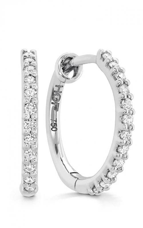 GMG Jewellers Earrings HOOPHCLAS00108W product image