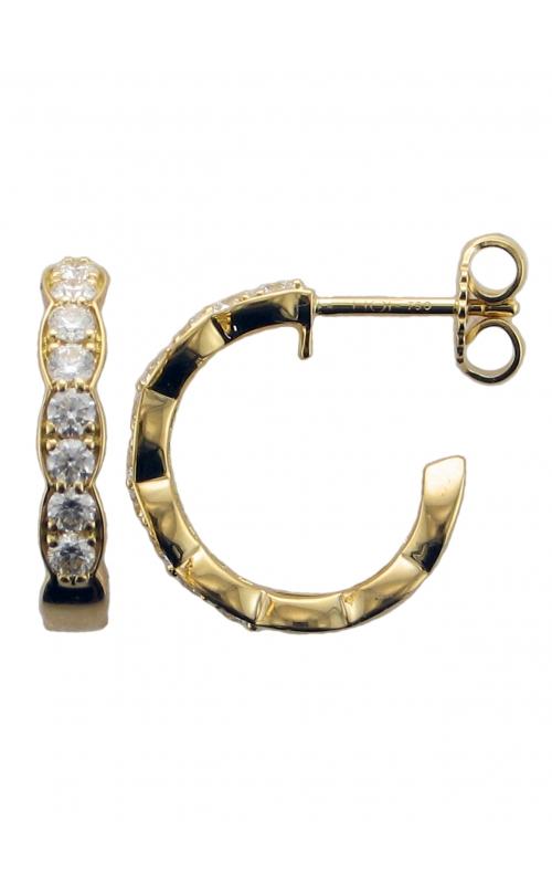 GMG Jewellers Earrings HOOPLORF00808Y product image