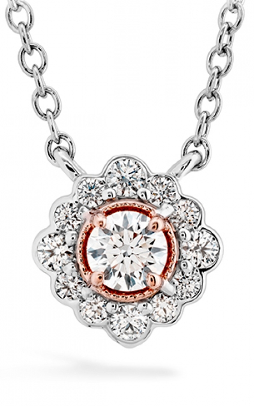 GMG Jewellers Necklace HFPLILFLWR00288RP product image