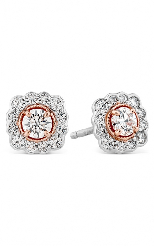 GMG Jewellers Earrings HFELILFLOWR00558RP product image