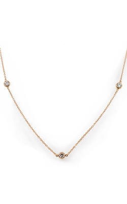 GMG Jewellers Necklace HFNBCY3-3408R-18N product image