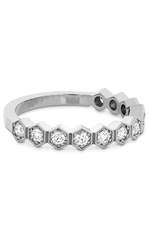 GMG Jewellers Wedding band HBADHEX00388W-C product image