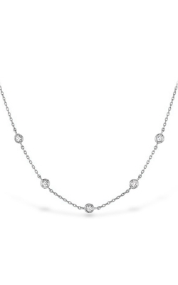 GMG Jewellers Necklace HFNBCY5-2708W-18N product image