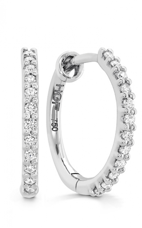 GMG Jewellers Earrings HOOPHCLAS00458W product image