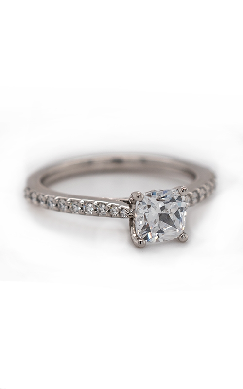 GMG Jewellers Engagement ring HBSCAM0017PLC-CUSH product image