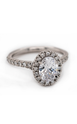 GMG Jewellers Engagement Ring HBSTC0034PLC-OVAL product image