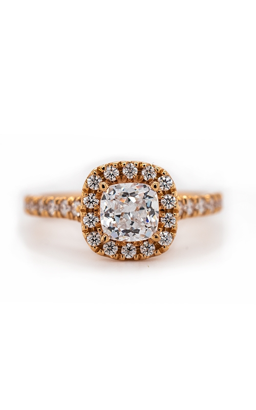 GMG Jewellers Engagement ring HBSTC00398RC-CUSH product image