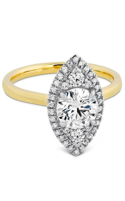 GMG Jewellers Engagement Ring HBSJULMDH00278YPC-C product image