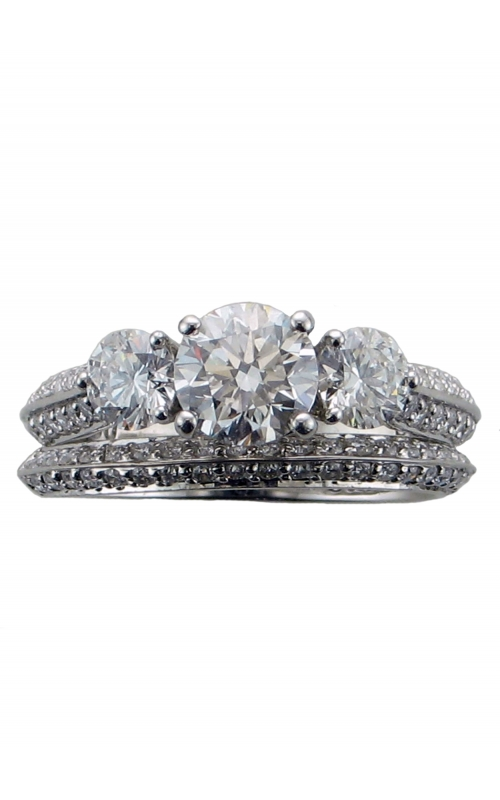 GMG Jewellers Engagement ring 01-16-303-2 product image