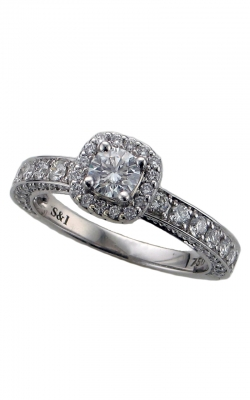 GMG Jewellers Engagement Ring 01-16-305-2 product image