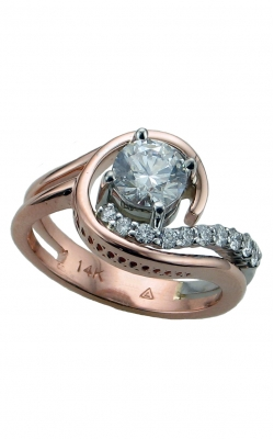 GMG Jewellers Engagement Ring L3449-SEMI-4RW product image